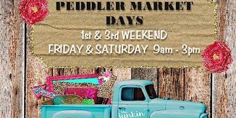 Prairie Blossom Peddler's Day tickets