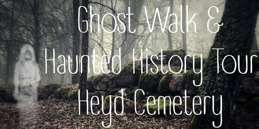 Ghost Walk & Haunted History Tour