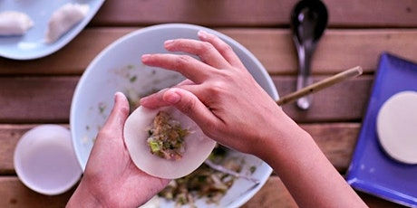 Learn to make Chinese Dumplings with Chef Cynthia tickets
