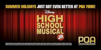 PQA YORK SUMMER SCHOOL: High School Musical Jr