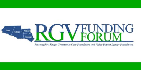 RGV Funding Forum tickets