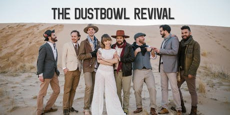Dustbowl Revival w/ Mamma's Marmalade tickets