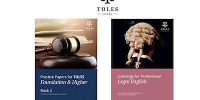 Inicio de curso TEST OF LEGAL ENGLISH SKILLS - FOUNDATION