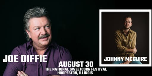 Joe Diffie with Johnny McGuire
