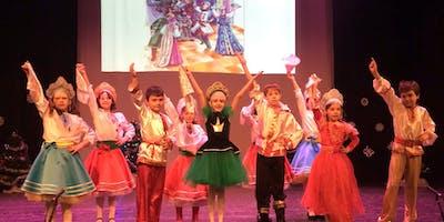 Spettacolo per Bambini, 25 maggio, Teatro Verdi, Gorizia ore 16.00