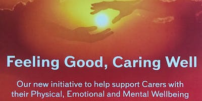 FAMILY CARERS - STRESS BUSTING - SESSION 1