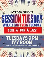 Session Tuesday Funk Jam