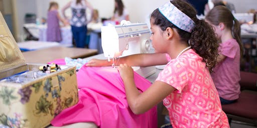Free2Fly's 3rd Annual Summer Sewing Camp for Girls