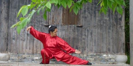 Kom Tai Chi by Lely Oei ervaren! tickets