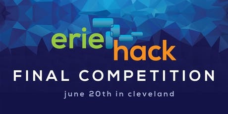 Erie Hack Final tickets