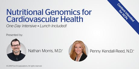 Nutritional Genomics for Cardiovascular Health - Toronto, ON tickets