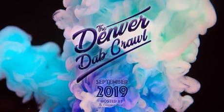 The Denver Dab Crawl tickets