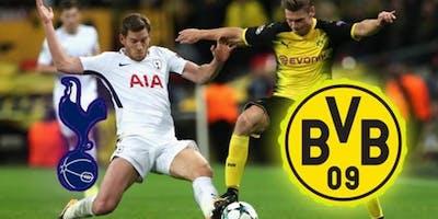 Fußball!!)) BVB gegen Tottenham Live Stream Champions League