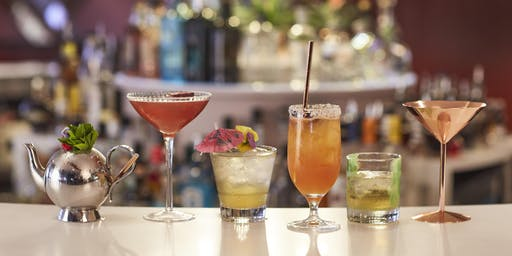 Cocktail Masterclass at Harvey Nichols