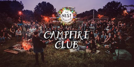Campfire Club: Blue Rose Code | Baton Bleu tickets