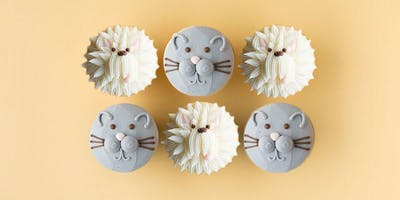Furry Friends Cupcake Decorating | Saskatoon