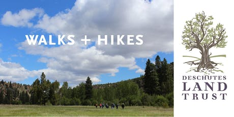 Fox Walk + Owl Eyes, Metolius Preserve tickets
