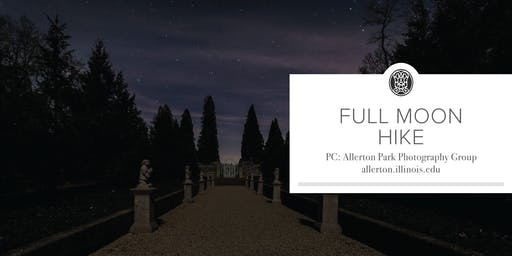 Full Moon Hike- SOLD OUT