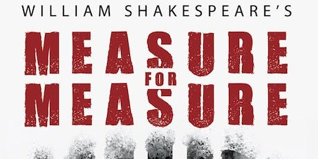 Shakespeare's Measure for Measure by Brown Box Theatre Project tickets
