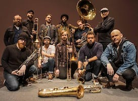 """Funk and Soul Night feat. LowDown Brass Band"