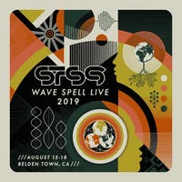 STS9 Wave Spell Live 2019 at Belden Town, CA