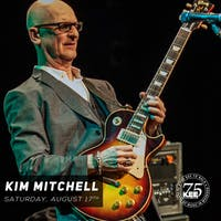 Kim Mitchell - Live at the KEE to Bala Saturday August 17th