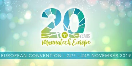 European 20 Year Anniversary Convention tickets