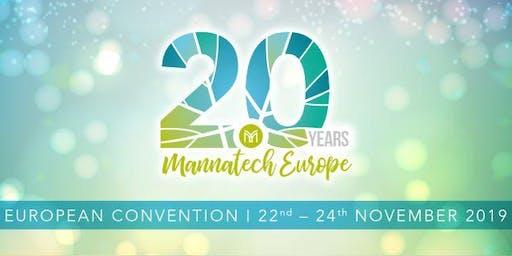 European 20 Year Anniversary Convention