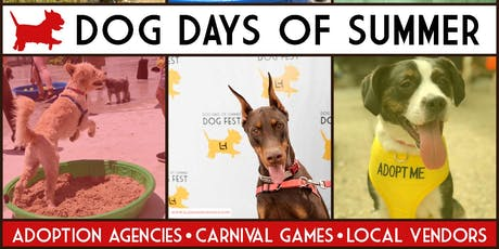 3rd Annual Dog Days of Summer Festival tickets