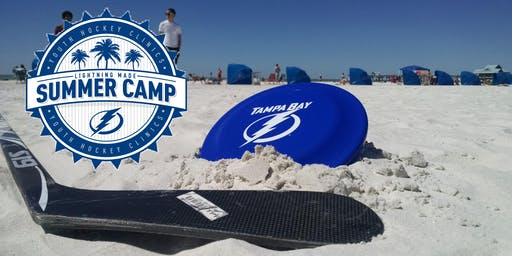 2019 Lightning Made ENTRY LEVEL Summer Camp - Advent Health Center Ice