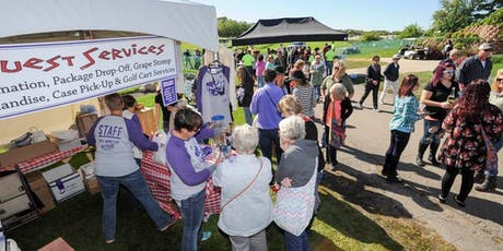Friday Grape Stomp Admissions tickets