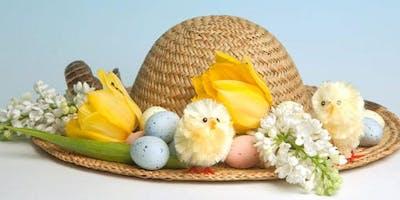 Easter Bonnet/Hat Making