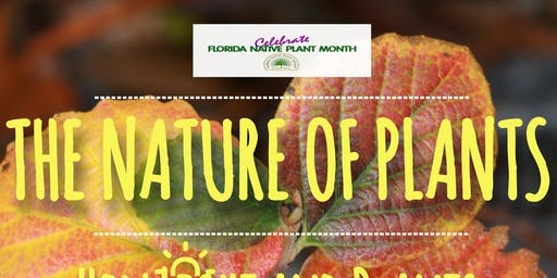The Relationship Between Light and Plants- October Native Plant Month Kick-off Program