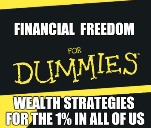 FINANCIAL FREEDOM IS CALLING! SIMPLE STRATEGI
