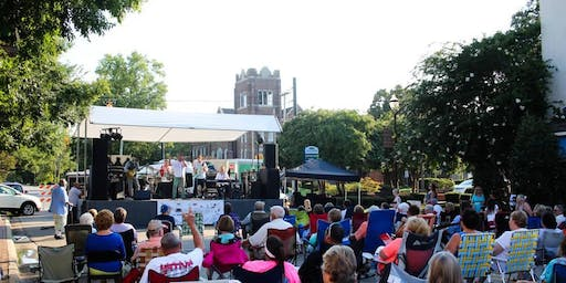 Laurinburg After Five - featuring Big Daddy Love