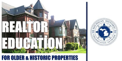 Realtor Education for Older & Historic Properties