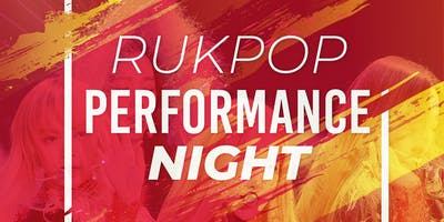 RU K-POP PERFORMANCE NIGHT 2019