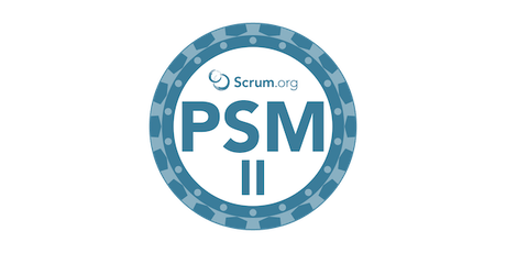 Official Scrum.org Professional Scrum Master II tickets