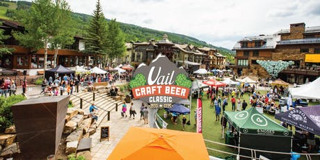 Vail Craft Beer Classic 2019 tickets