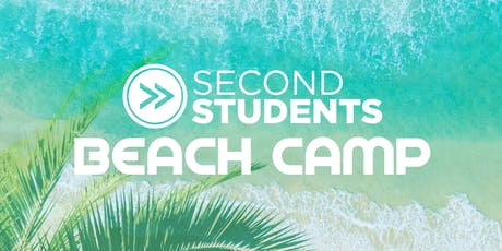 Second Students Beach Camp tickets