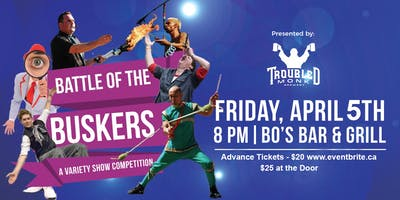 CentreFest - Battle of the Buskers