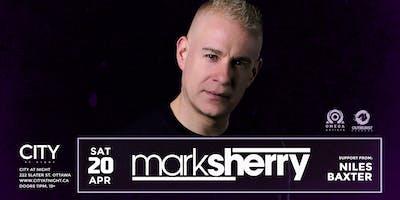 Mark Sherry at City At Night