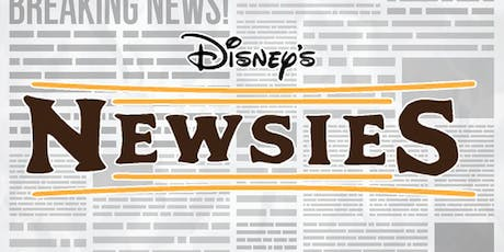 Disney's Newsies tickets