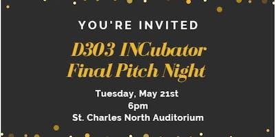 INCubator Final Pitch Night