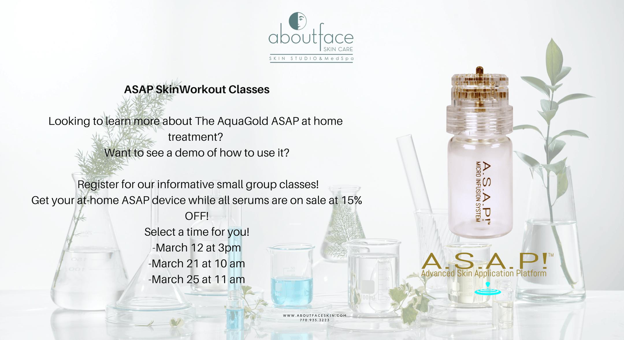 Asap Skin Bar Mixology With Sona Martinez 25 Mar 2019
