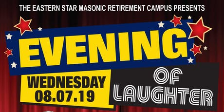 Evening of Laughter tickets