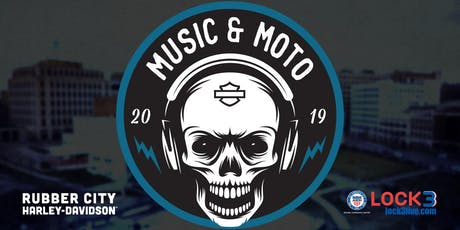 Music and Moto BIKE SHOW ENTRY FORMS tickets