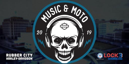 Music and Moto BIKE SHOW ENTRY FORMS