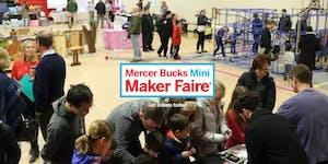 Mercer Bucks Mini Maker Faire 2019