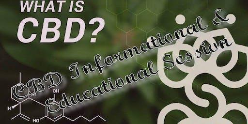 CBD Informational & Educational Session - Free